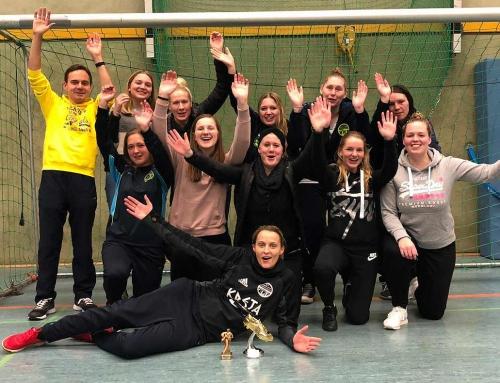 Damenmannschaft in Engter