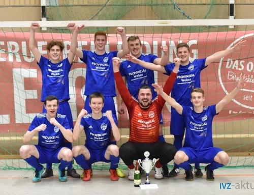 Kastaniencup 2019 – SV Cheruskia Laggenbeck dominiert das Finale