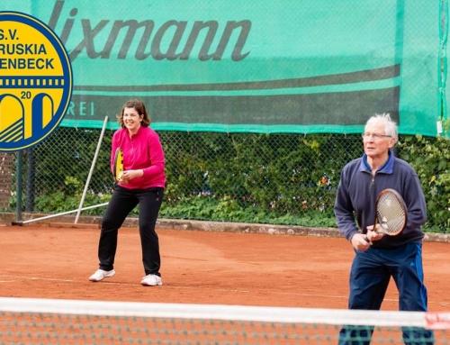 Tennis Freiluftsaison