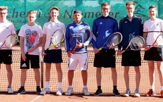 Tennisabteilung des SVC Laggenbeck