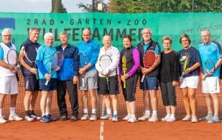 Tennis beim SVC Laggenbeck