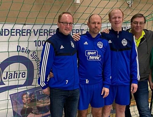 Wichmann und Rahe weiterhin Trainer des SVC