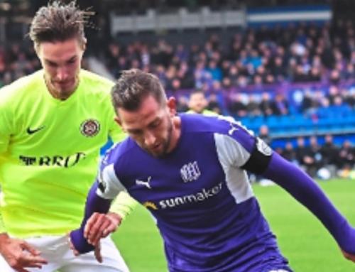 Laggenbeck hofft auf den VfL