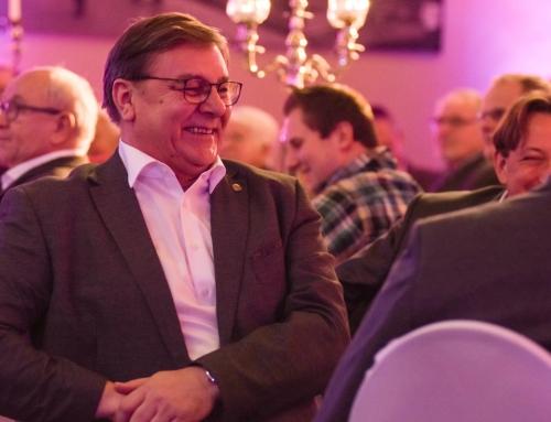 Ehrenamt in der Corona-Pandemie für Rainer Gudd