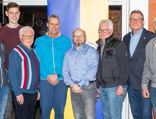 Mitgliederversammlung der SVC Tennisabteilung