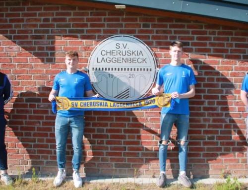 SV Cheruskia Laggenbeck Fußballjugend informiert