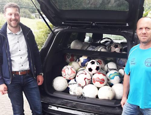 Spende – SV Cheruskia Laggenbeck