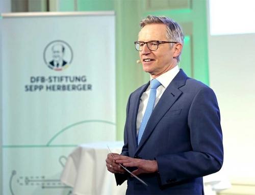 Ibbenbürener Kickers für Sepp-Herberger-Urkunde 2021 nominiert