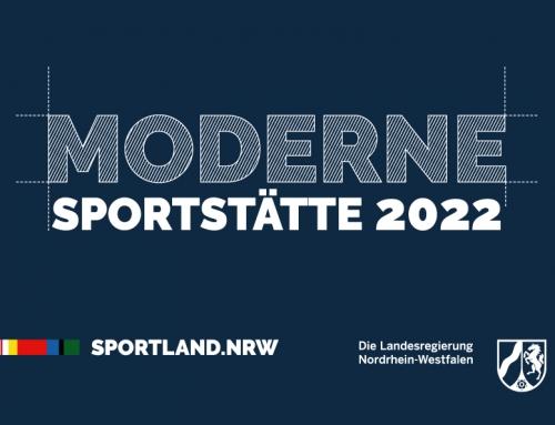 Moderne Sportstätten 2022